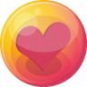 Heart-pink-4 icon