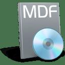 File mdf icon