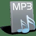 File mp 3 icon