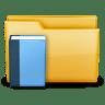Folder-Book icon