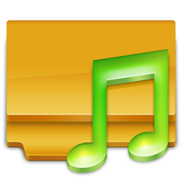 My Music icon