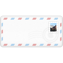 Mail envelope 4 icon