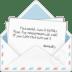 Mail-open-envelope-1 icon