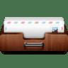 Mail-shelf icon