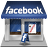 Facebook shop icon