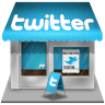 Twitter-shop icon