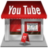 Youtube-shop icon