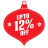 Upto-12-percent-off icon