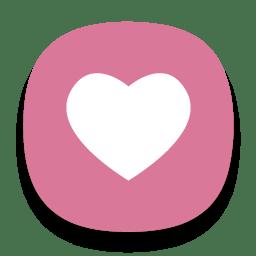Weheartit icon