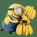 Minion Bananas icon