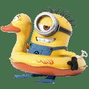Minion Duck icon