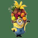 Minion Fruits icon