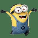 Minion Happy icon
