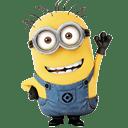 Minion Hello icon