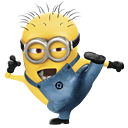 Minion Kungfu icon