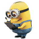 http://icons.iconarchive.com/icons/designbolts/despicable-me-2/128/Minion-Reading-icon.png