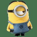 Minion Sad icon
