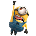 Minion Superman icon