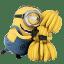 Minion-Bananas icon
