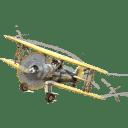 Leadbottom Plane icon