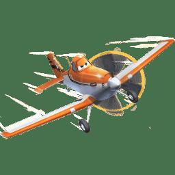 Dusty Plane Pose icon