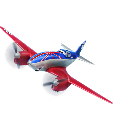 Bulldog Plane icon