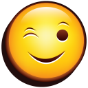 Emoji Wink icon