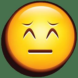 Emoji Sadness icon