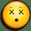 Emoji Amazed icon