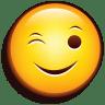 Emoji-Wink icon