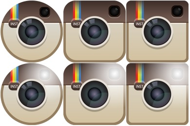 Free Instagram Icons