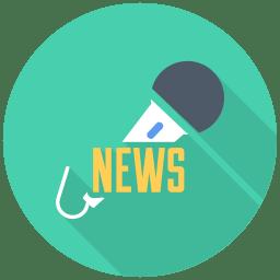 News Mic iPhone icon
