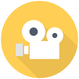 Old Video Cam icon