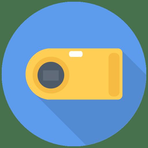 Point Shoot Camera icon