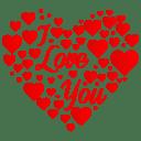 Heart I Love You icon