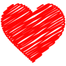 Heart-Doodle icon