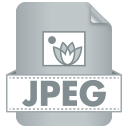 Filetype JPEG icon