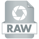 Filetype-RAW icon