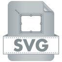 Filetype SVG icon
