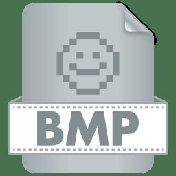 Filetype BMP icon