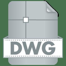 Filetype DWG icon