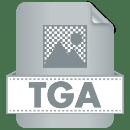 Filetype TGA icon