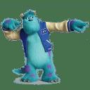 Monsters James P Sullivan 2 icon
