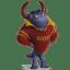 Monsters Johnny Worthington icon