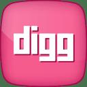 Active-Digg icon