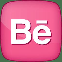 Active Behance icon