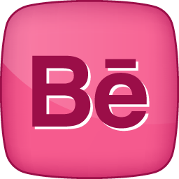 Hover Behance icon