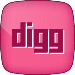 Hover Digg icon