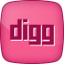 Hover-Digg icon