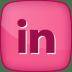 Hover-LinkedIn icon